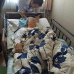 祖父に孫の手を~末期癌に対するマッサージ方法~