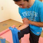 野球肘・野球肩の痛みを軽減する『セラバンド』トレーニング方法~インナーマッスル基礎編~